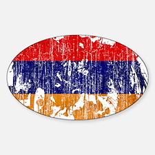 Armenia Flag Decal