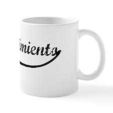 Lake Nacimiento - Vintage Mug