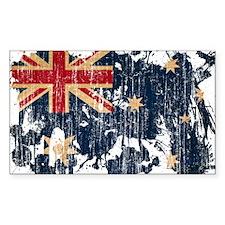 Australia Flag Decal