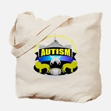 autismsymcolor.png Tote Bag