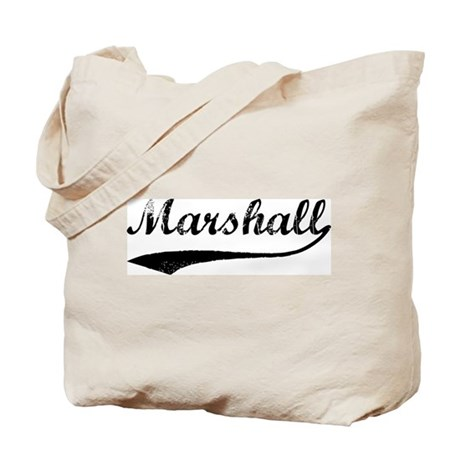 Marshall - Vintage Tote Bag