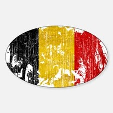 Belgium Flag Decal