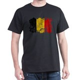 Belgium map t-shirt Tops