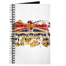 British Columbia Flag Journal