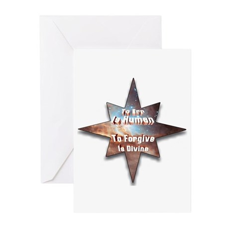 Forgive Me: 0002 Greeting Cards (Pk of 20)