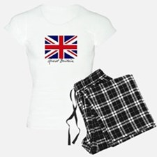 British Flag Union Jack Pajamas