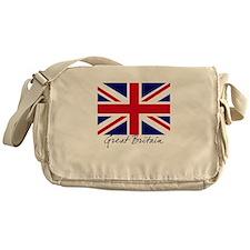 British Flag Union Jack Messenger Bag