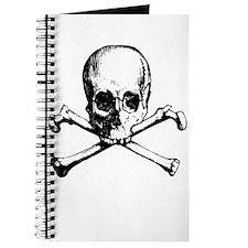 Skull And Crossbone Journal