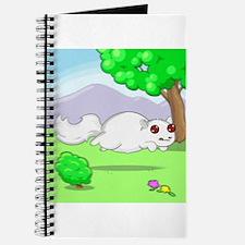 Running White Squirrel Journal