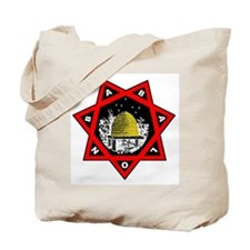 2 SIDED 2 IMAGE Tote Bag