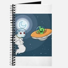White Squirrel in Space Journal