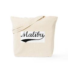 Malibu - Vintage Tote Bag