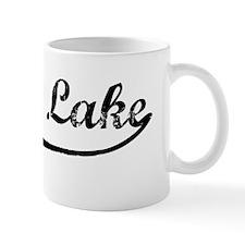 Shasta Lake - Vintage Mug