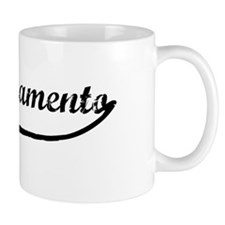 West Sacramento - Vintage Mug