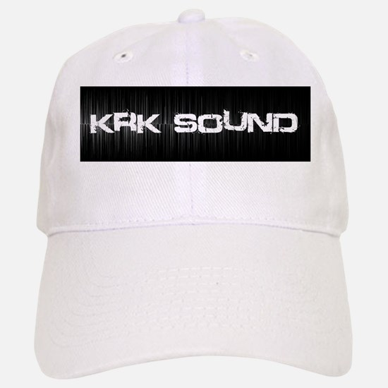 KRK Sound logo Baseball Baseball Cap