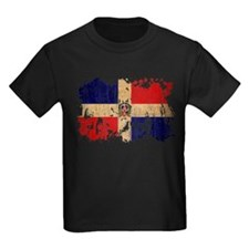 Dominican Republic Flag T