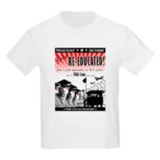 Re-Education Camp Ad T-Shirt