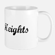 Sequoyah Heights - Vintage Mug