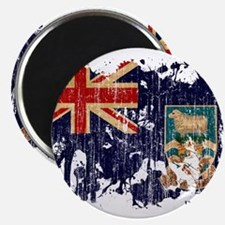 "Falkland Islands Flag 2.25"" Magnet (10 pack)"