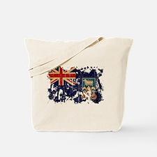 Falkland Islands Flag Tote Bag