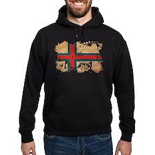 Faroe Islands Flag Hoodie