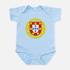 Portugal Infant Bodysuit
