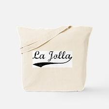 La Jolla - Vintage Tote Bag