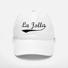 La Jolla - Vintage Baseball Baseball Cap
