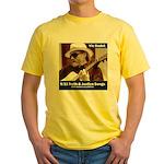 Yellow 9/11 Truth & Justice Vic Sadot