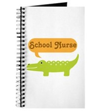 School Nurse Alligator Journal