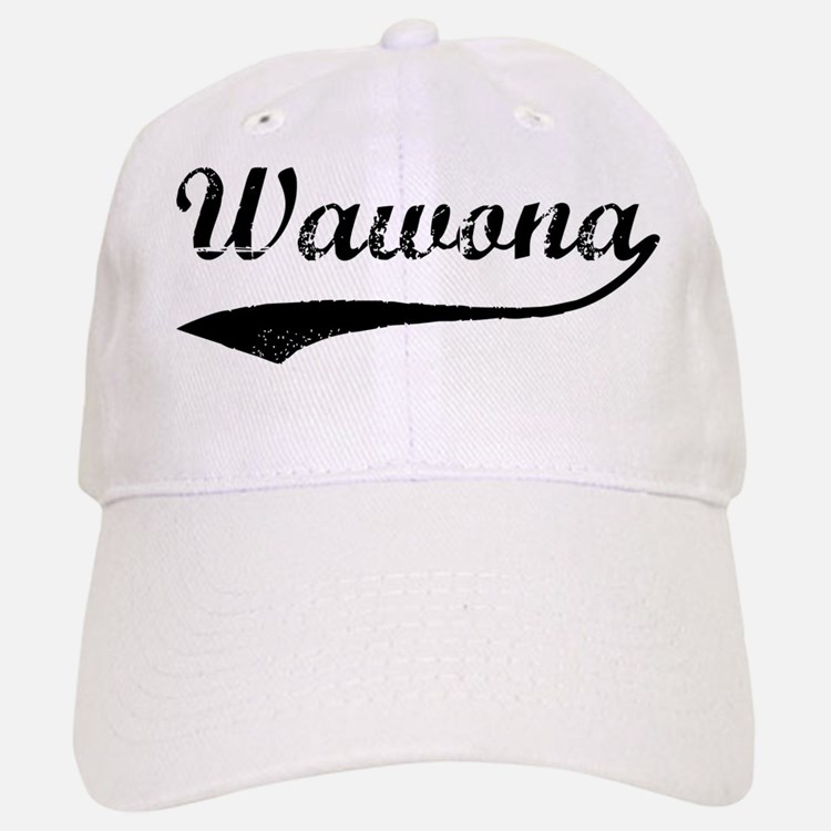 Wawona - Vintage Baseball Baseball Cap