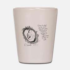 Baby in Womb Shot Glass