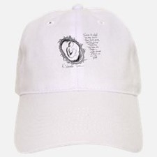 Baby in Womb Baseball Baseball Cap