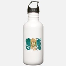 Guatemala Flag Water Bottle