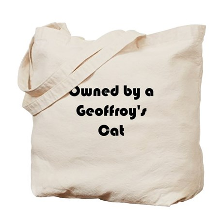 Personalized Geoffroy's Cat Tote, Add Your Photo