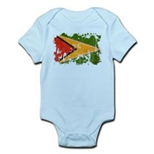 Guyana Flag Infant Bodysuit