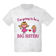 Going To Be a Big Sister T-Shirt