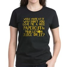 Lemon Juice Princess Bride Women's T-Shirt