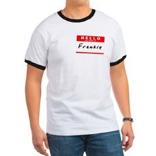 Frankie, Name Tag Sticker T