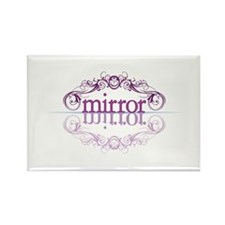 Mirror/Mirror Rectangle Magnet