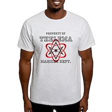 Property of THELEMA Magicks Dept. T-Shirt