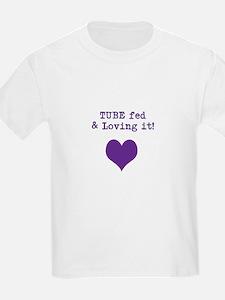 Tube Feed T-Shirt