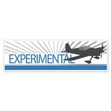 Aircraft Experimental Stickers