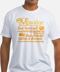 Princess Bride Mawidge Speech Shirt