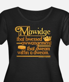 Princess Bride Mawidge Speech Women's Plus Size T