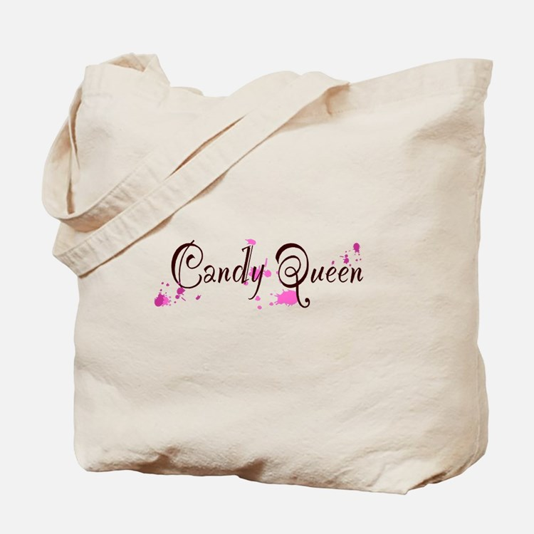 Candy Queen.png Tote Bag