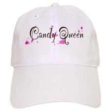 Candy Queen.png Baseball Cap