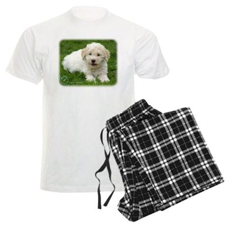 Lagotto Romagnollo 8T19D-12 Men's Light Pajamas