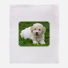Lagotto Romagnollo 8T19D-12 Throw Blanket
