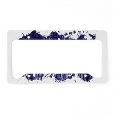 Honduras Flag License Plate Holder